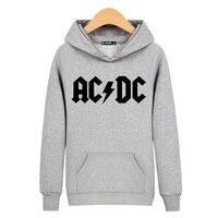 AD DC Hip Hop Harajuku Hoodie Sweatshirt Rock Music Hoodies Men Clothing Sudadera Hombre Hoody Felpe