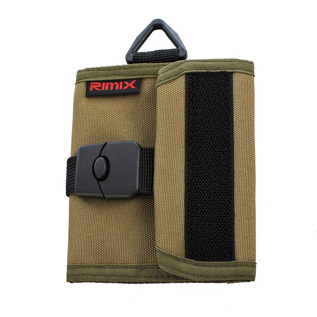 Multifunctional Portable Outdoor Commuter Tactical Wallet Multifunction Card Package Key Bag Storage Bag