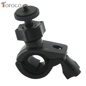 Image 1 - TOFOCO אופניים בורג הר מחזיק כידון קליפ הר אופני קליפ סוגר עבור Gopro hero 3/גיבור 2/HD גיבור מצלמה באיכות גבוהה