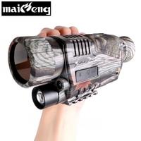 Tactical Night vision monocular professional Digital Infrared telescope hd spotting binocular for hunting long range in night