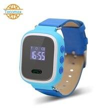 Chilldren Tracker Smart Uhr junge mädchen Armbanduhr GSM GPS sicher überwachung Smartwatch Kind SOS notruf für IOS/android