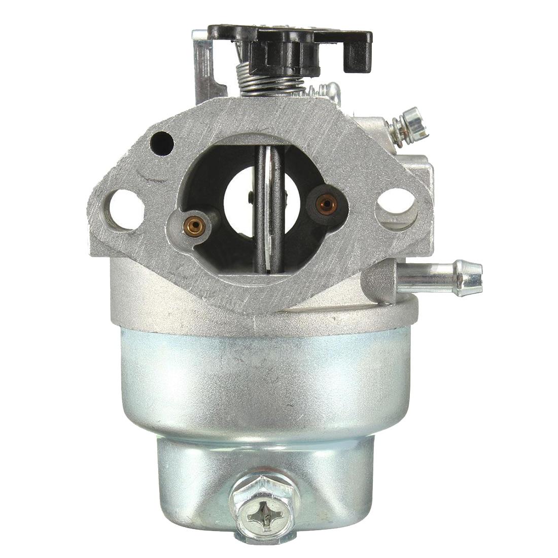 AUTO Adjustable Carburetor Carb For HONDA GCV160 HRB216 HRS216 HRR216 HRT216 Engine Silver