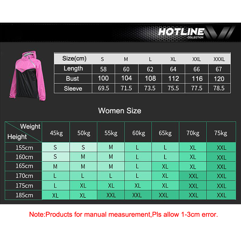Waterproof Fitness Jacket 5