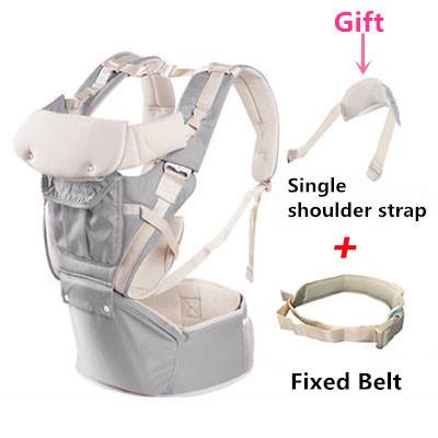 Promoção! Carrier mochila Sling Newborn assento hip envoltório saco do bebê canguru Hipseat Strap almofada macia criança Rider portadores
