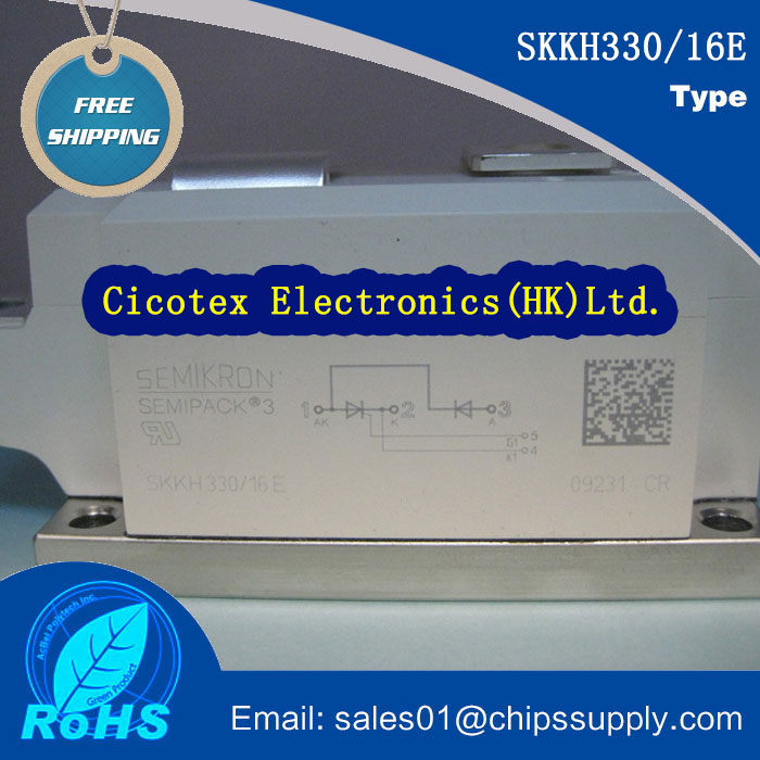 Modules IGBT SKKH330/16EModules IGBT SKKH330/16E