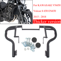 Motorcycle parts engine bumper anti collision for KAWASAKI VN650 Vulcan S 650 EN650 2015 2016 2017 2018