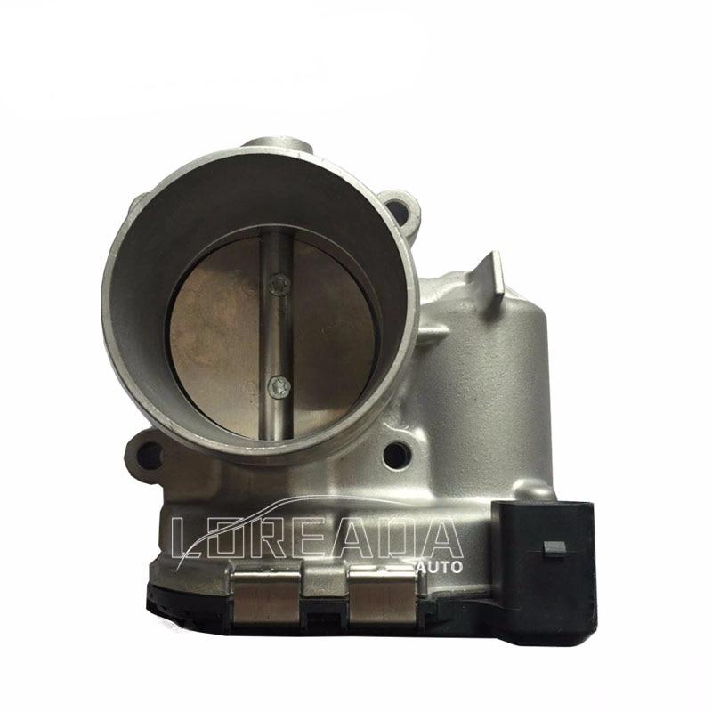"""68 0280750606 החדש Throttle Body עבור אאודי A3 אוטובוס 8V פולקסווגן סקודה סיאט 1.8 06K133062F אלקטרוני גבוהה גודל נשא איכות 68 מ""""מ (2)"""