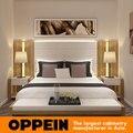 O Projeto do hotel de Madeira Natural Grão Design de Mobiliário Moderno OP16-HOTEL02