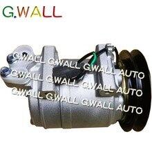цена на DKS15D AC Compressor With Clutch For John Deere Excavators For Hitachi Grab 4719131 5060122330 5062119730 Z0011329A