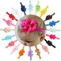 10 PCS Headband do Crianças Da Menina Da Criança Do Bebê Arco Acessórios Cabelo Da Flor Banda Headwear