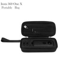 Чехол для переноски, Портативная сумка для Insta360 One X Action camera, аксессуары для sd-карт