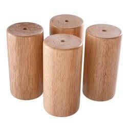 1 шт твердой деревянной мебели ноги сандалии деревянные цвет стол ноги шкафа ноги
