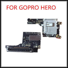 Здесь можно купить   100% Original Gopro Hero3 card board Camera Fuselage Gopro3 SD Board TF card reader Repair Partr free shipping Camera & Photo