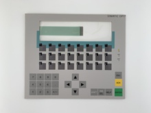 6AV3617-1JC20-0AX1 OP17 , SIMATIC Protective Film,Membrane keypad for SIMATIC Panel repair, in stock
