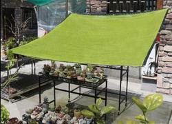 Free shipping,1.8*3M,Gardening multi meat flesh shade net sunscreen net Balcony garden shade shading net flower shade