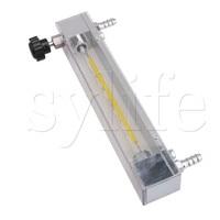 LZB 4 16 160L/h Air Gas Oxygen Flowmeter Regulator for Hospital Industry Clear Plastic Tube