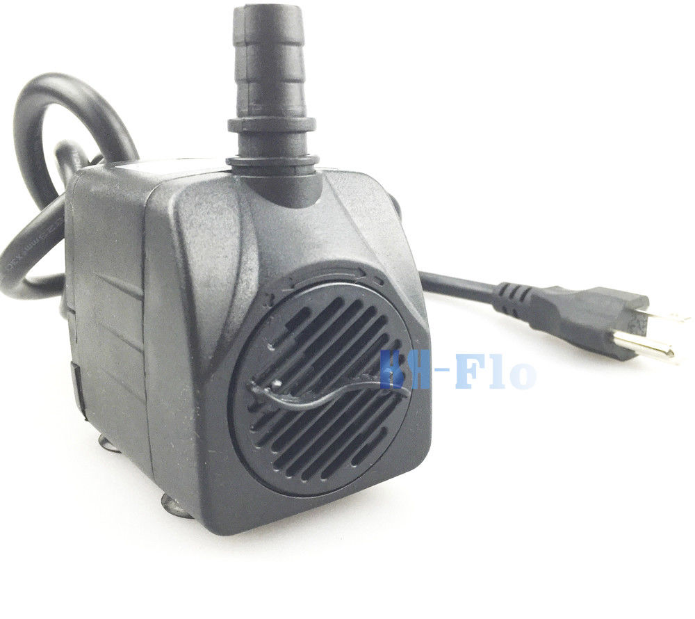 200GPH 110V Submersible Water Pump For Aquarium Fish Tank Pond Fountain 60Hz In Pumps From Home Improvement On Aliexpress