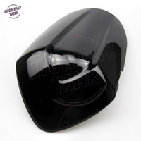Black motorcycles Rear Seat Cover Cowl motor rear seat case for 2005 2006 Suzuki GSXR GSX R 1000 K5 2005 2006 free shipping