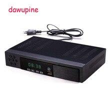 Dawupine Receptores DVB-T2 HD TV Set-Top Boxes USB Puerto 1080 P Reproducción de Vídeo HDMI Jack de Radiodifusión de Vídeo Digital HDTV terrestre