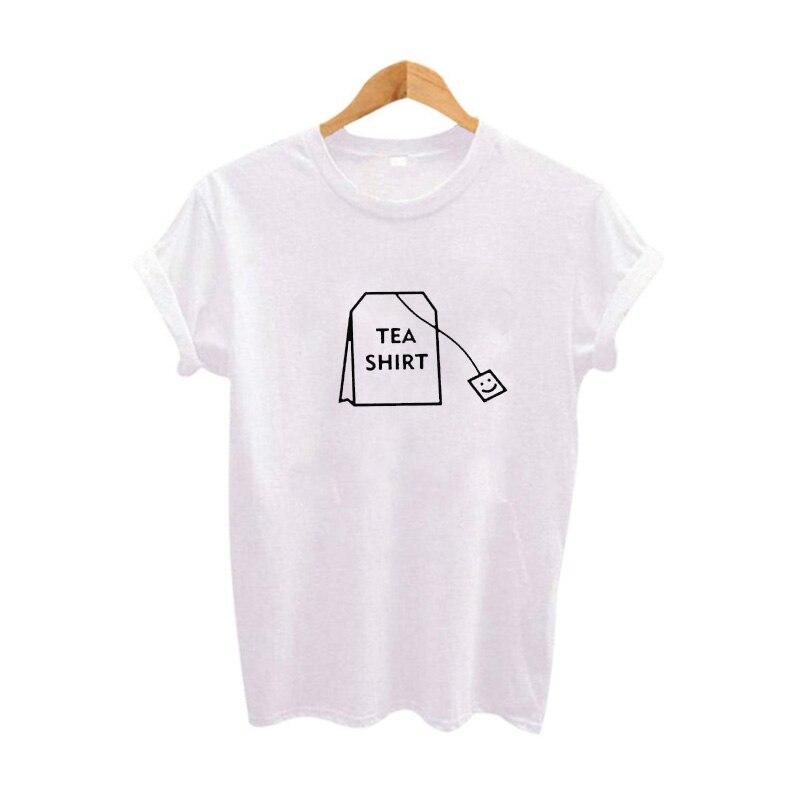 Humor té camisetas gráficas mujeres ropa 2018 verano Camisetas Harajuku Tumblr camiseta de las señoras