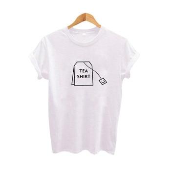 T-shirt Humoristique Thé Shirt
