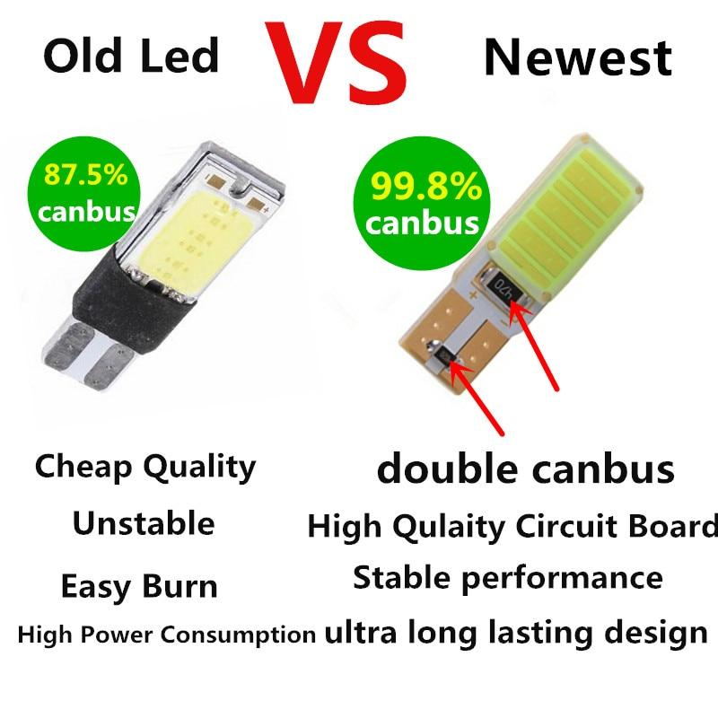 WLJH 2x Υψηλή ισχύς Canbus χωρίς σφάλμα - Φώτα αυτοκινήτων - Φωτογραφία 4