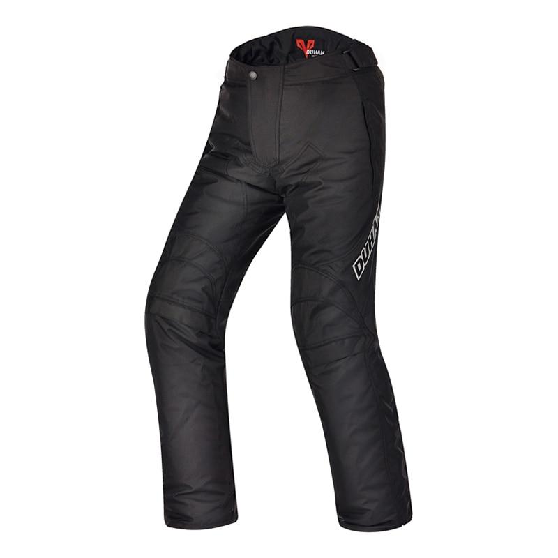 New DUHAN Genuine Winter Motorcycle Racing Pants Warm Off-road Motocross Motorbike Pants Trousers