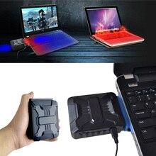 Отработанный извлечение вакуумные кулер cooler охлаждения ноутбуков вентилятор ноутбука воздуха usb