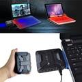 Mini Aspiradora USB Portátil Refrigerador de Aire de Extracción De Escape Ventilador De Refrigeración CPU Cooler para Portátil NI5L P4PM