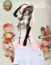 Japón Anime Negro Mayordomo ciel Phantomhive Cosplay Disfraces vestido de estilo de la moda femenina