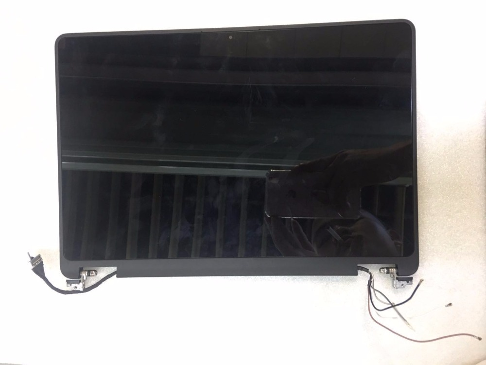 GrassRoot 15.6 inch LCD Touch SCREEN for Dell latitude E5570 FHD LED LCD Touch Screen Display Half Cover Assembly 1920*1080 new laptop 15 6 led screen b156htn02 1 for dell latitude 3540 1920x1080