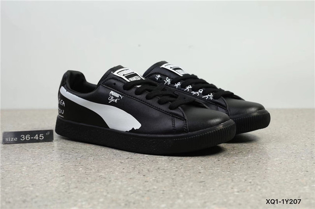 Puma shoes PUMA Visual Artist Shantell Martin Joint Venture White Graffiti  White black size 36 45-in Badminton Shoes from Sports   Entertainment on ... 411a91a6f