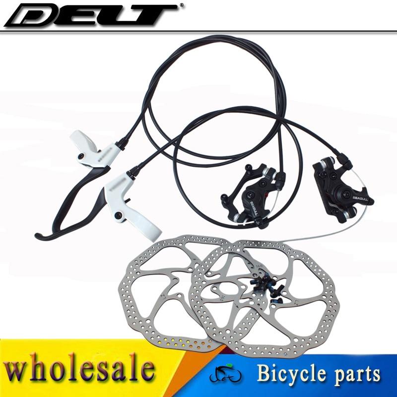 MTB Mountain bicycle bike disc brake for For Shimano XT/R SAINT M595  brake pad IS rotor  160mm bolts Screws