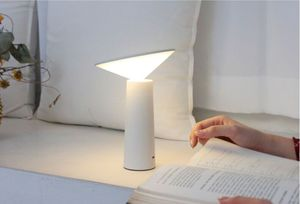 Image 4 - Feimefeiyou lamp modern Touch Switch 3 Modes LED Desk Eye Protection Reading Dimmable USB Table Lamp Night Light