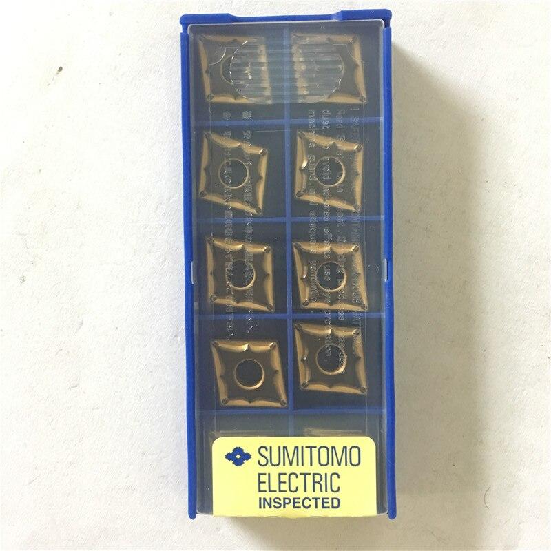 CNMG120404N SU AC630M Original SUMITOMO carbide insert 10pcs lot free shipping