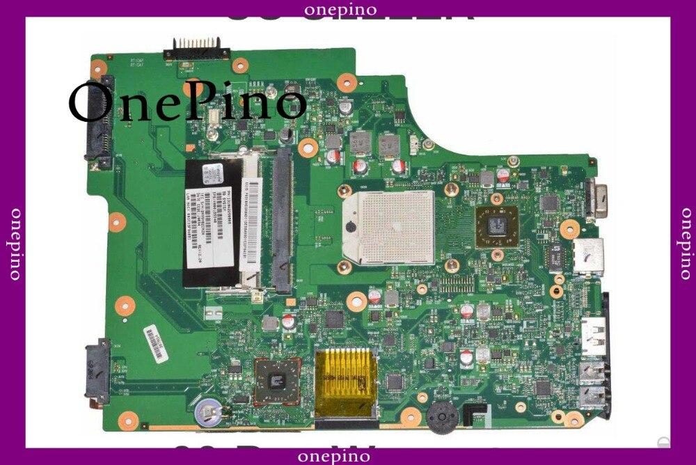 V000185540 fit for toshiba L505 L505D laptop motherboard Tested working все цены
