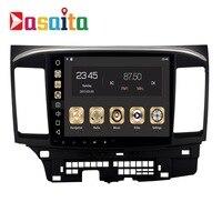 Car 2 Din Android GPS For Mitsubishi Lancer Autoradio Navigation Head Unit Multimedia 2Gb 32Gb 64bit