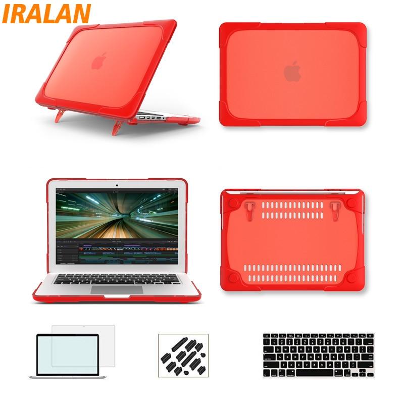 Baru berkualiti tinggi kes beg komputer riba keras untuk MacBook Air - Aksesori komputer riba