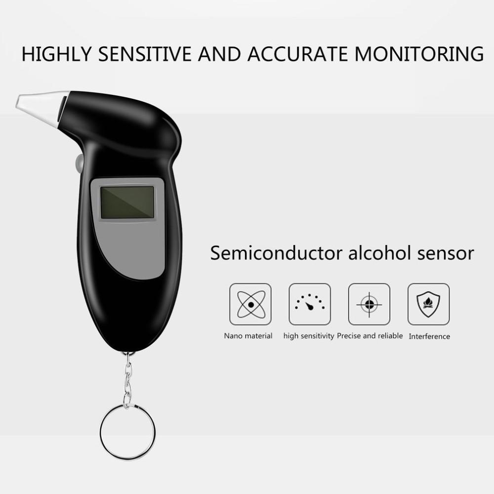 Breathalyzer Analyzer Detector