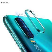 Camera Lens Tempered Glass for Huawei P30 Pro Lite Screen Protector Back Camera Aluminum Protective Ring for Huawei P30 Pro Lite