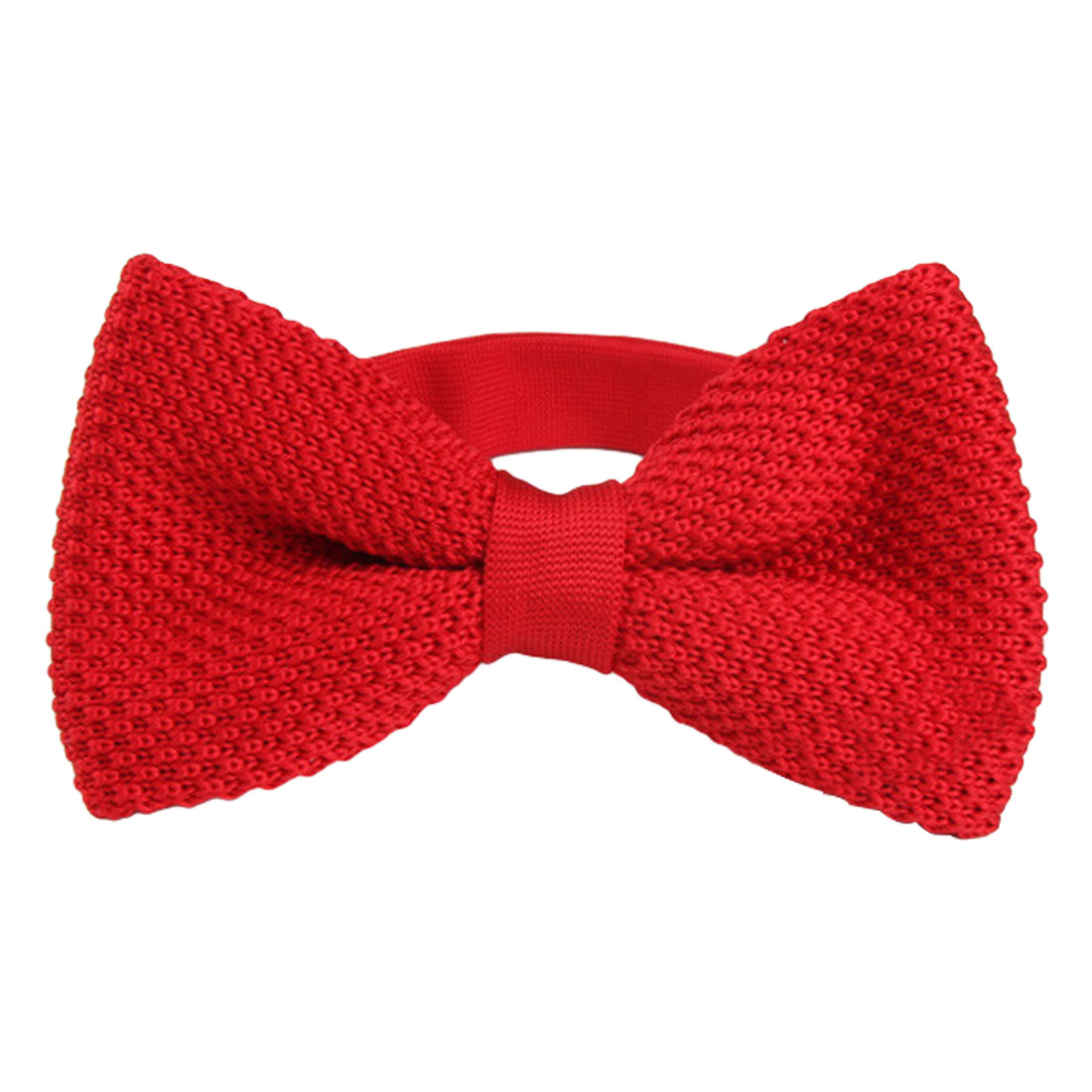 Charming Men's Double-Deck Knitted Bow Tie Male Wedding Bowties Many Styles Pattern Butterfly Ties For Men Butterfly Winter Tie