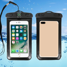 Swimming Bags Universal Waterproof Pouch Cell Phones Portabl