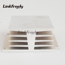 T94 Aluminum Heat Sink Dissipation Radiator 94X48X40mm Dissipator For Three Phase SSR Solid State Relay Newest 2pcs