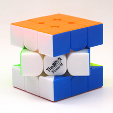2019 Real Oyuncak Valk 3 Power M Cube 3x3 Mini Size Speed Qiyi Competition Cubes Toy Wca Puzzle Magic Magnets Cubo