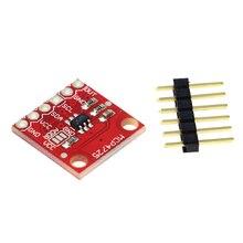 Eletrônica inteligente MCP4725 DAC I2C Breakout Placa de Desenvolvimento Do Módulo