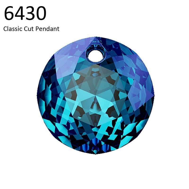 NEW (1 piece) 100% Original Crystal from Swarovski 6430 Classic Cut Pendant  made 83f7925ab821