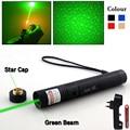 Jagd Grünen Laserpointer Adjustablefocus Sternen Kopf Burning Match grün lazer anblick 303 Für 5000 10000 Meter|lazer sight|hunting green laserlaser green hunting -