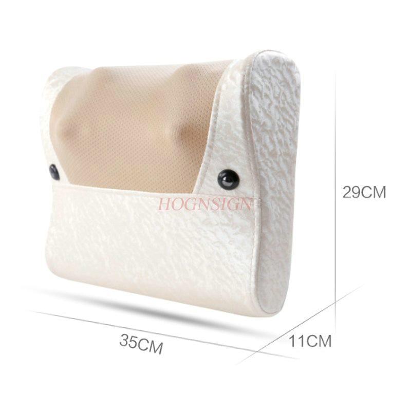 Oreiller cervical De Réparation Massager Col de L'utérus Colonne Vertébrale Spécial De Correction De Massage Oreillers Adulte Ménage Unique Soins de Santé Cou Outil