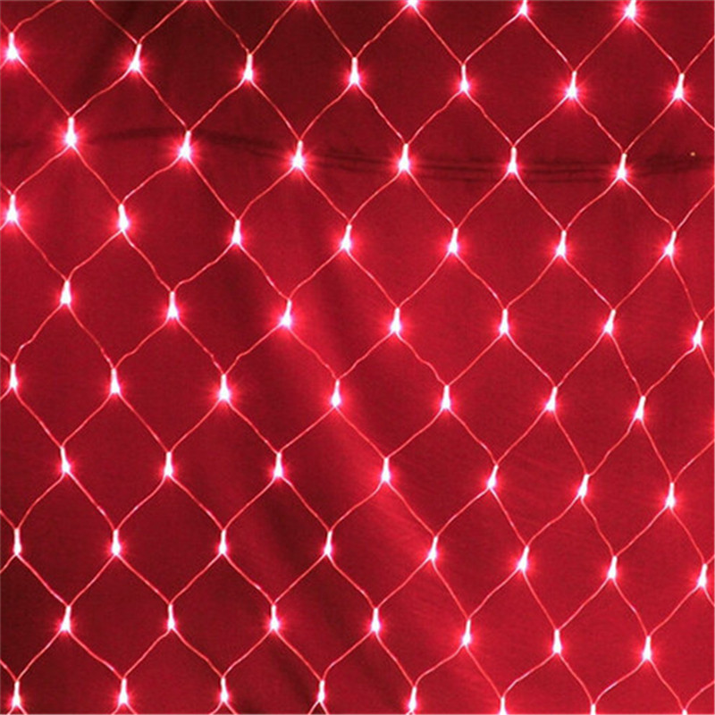 Led Net Lights Large Outdoor Garland