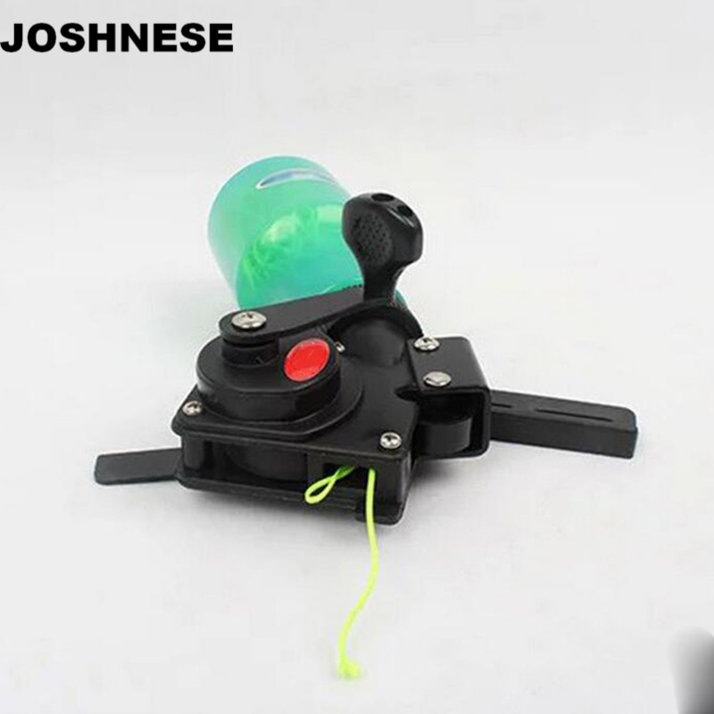 New Recurve Bow Fishing Spincast Reel for Compound Bow Shooting Tool Fish Hunting Bow Fishing Slingshot 2017 Hot Selling archery recurve bow fishing spincast reel for compound bow shooting outdoor tool fish hunting slingshot 6 8mm